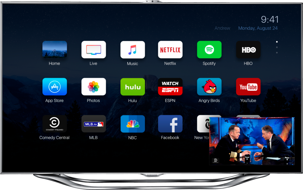 Apple Tv Concept 01