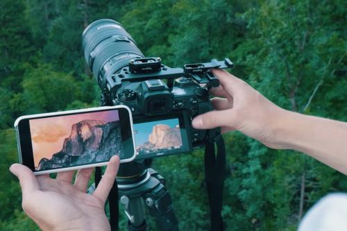 El fotógrafo y YouTuber Andrew Levitt, recrea todos los fondos de pantalla creados por Apple para Mac