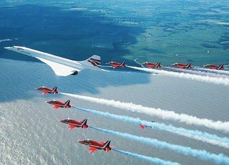 El Concorde podría volver a surcar los cielos