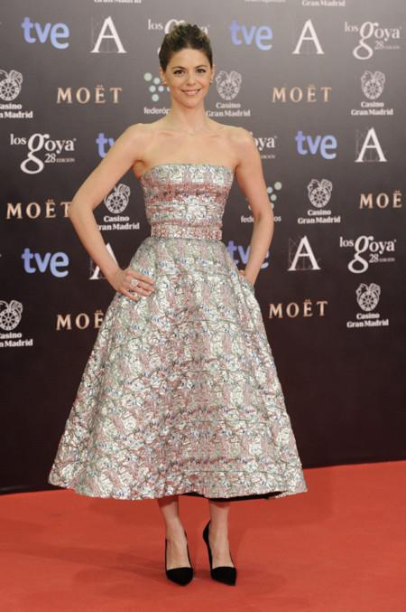 Manuela Velasco Premios Goya 2014