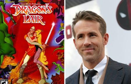 'Dragon's Lair': Netflix y Ryan Reynolds preparan una película basada en el clásico videojuego de los 80