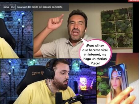 """La """"ignorancia"""" en Twitch le juega una mala pasada a Juanma Castaño: así es cómo le ha revelado por error a Ibai Llanos que está saliendo con Helena Condis"""