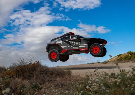 Audi Rs Q E Tron 3