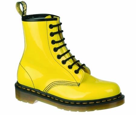BOTA 1460 (amarillo)