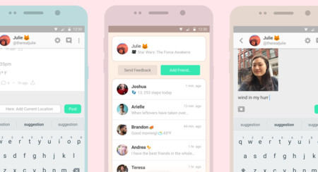 La red social Peach ya está disponible para Android