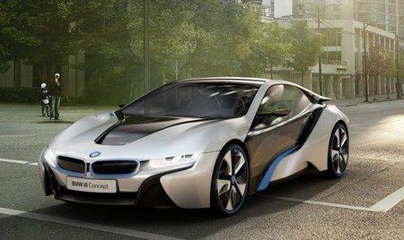 BMW i8 concept, el híbrido enchufable bávaro
