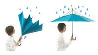 UnBrella, el rediseño del paraguas que bien podría funcionar en México