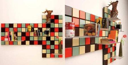estante mosaico 2