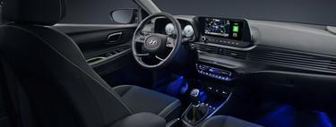 Hyundai i20 nos da indicios de cómo será el interior del nuevo Accent en México