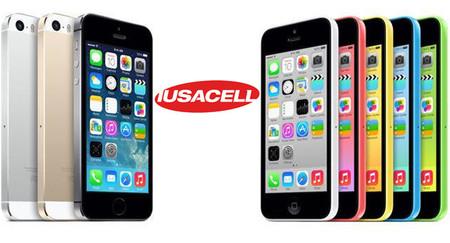 iPhone 5S y 5C en México, precios y planes con Iusacell