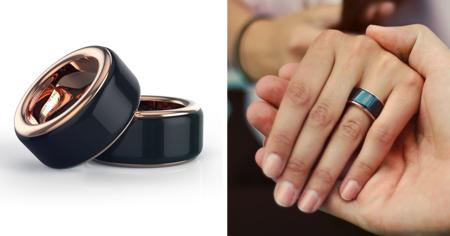 Los latidos de tu pareja más cerca gracias a estos anillos inteligentes