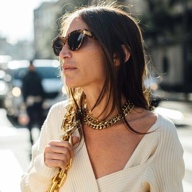 Las joyas toman el control: nueve collares tipo cadena para seguir una de las tendencias más cool de la temporada