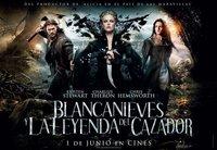'Blancanieves y la leyenda del cazador', la película
