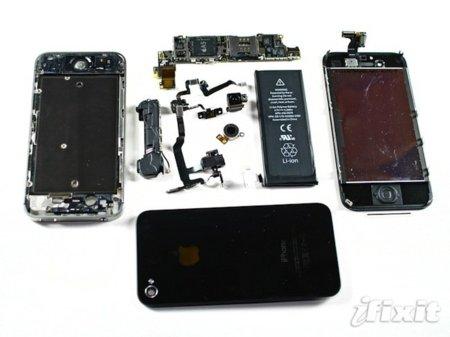 iFixit desarma el iPhone 4S que ya tienen los usuarios alemanes, Vodafone UK anuncia rebajas en sus tarifas