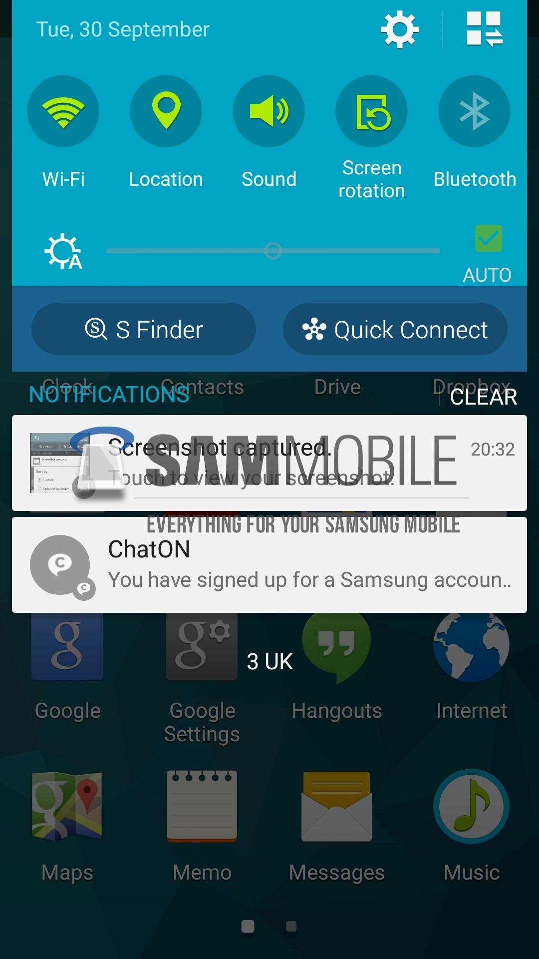 Foto de Android L para Samsung Galaxy S5 (6/39)