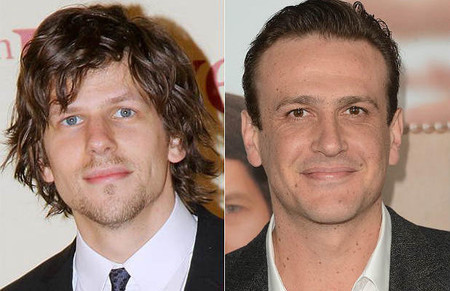 Jesse Eisenberg y Jason Segel protagonizarán 'The End of the Tour'