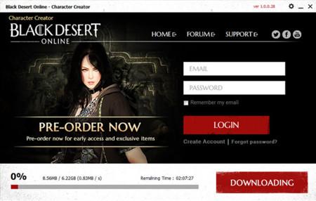 Black Desert Online Peso