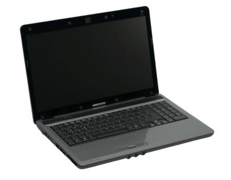 Medion Akoya P6612, con pantalla de 16 pulgadas