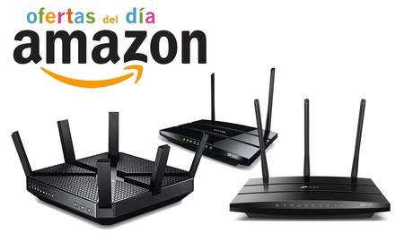 Ofertas del día en Amazon: 3 modelos de routers de la serie Archer de TP Link rebajados sólo hoy