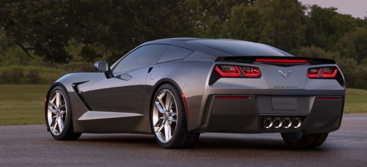 Foto de 2014 Chevrolet Corvette Stingray (1/43)
