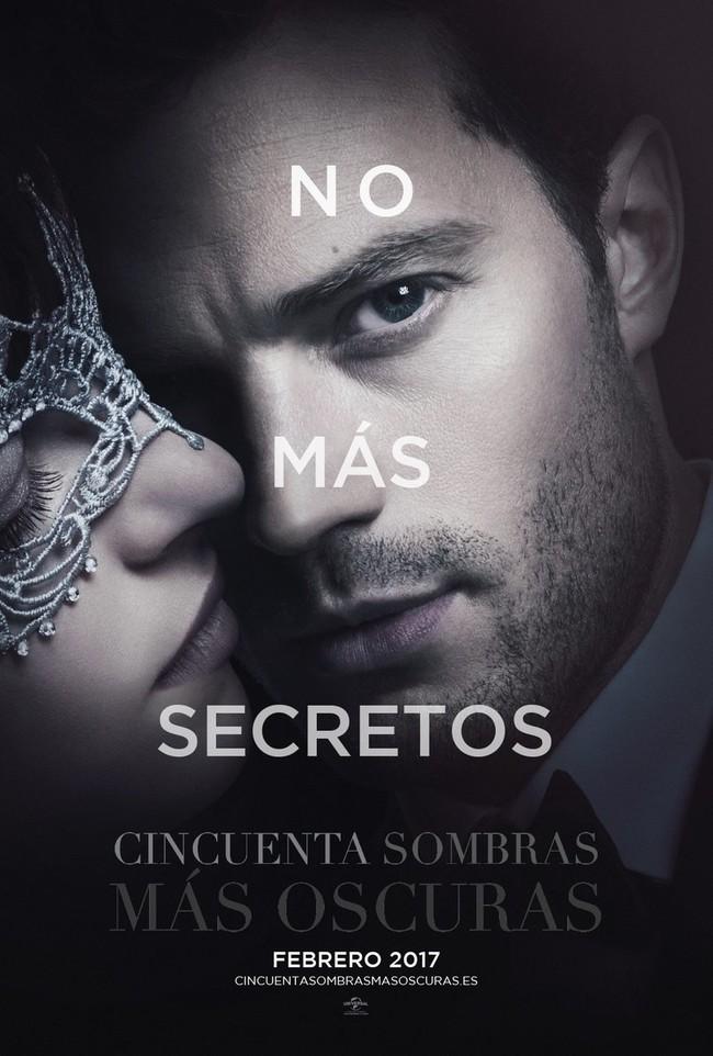 Jamie Dornan es Christian Grey