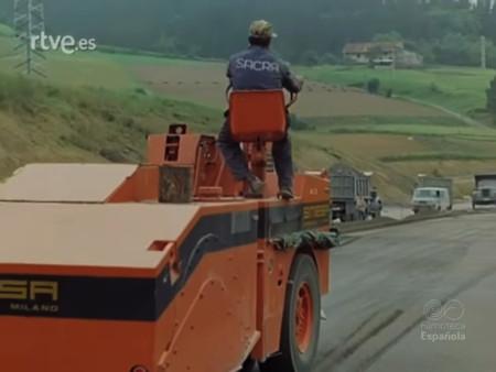 Autopistas Espana Construccion