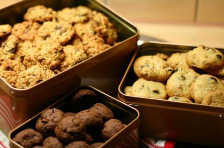 Consejos para almacenar galletas
