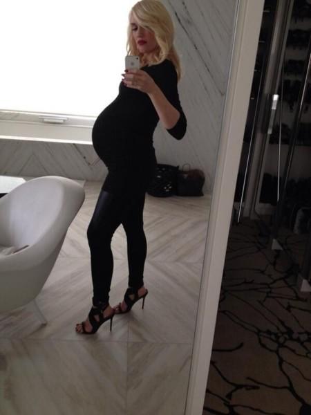 gwen stefani embarazada