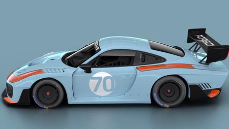 Porsche desvela las decoraciones de su Porsche 935 moderno: Gulf, Salzburg, John Player Special...