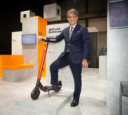 Ya es oficial: Luca de Meo abandona SEAT