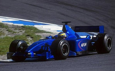 Pedro de la Rosa Prost GP 2001