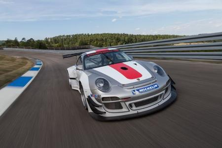 Porsche 911 GT3 R 2013 frontal