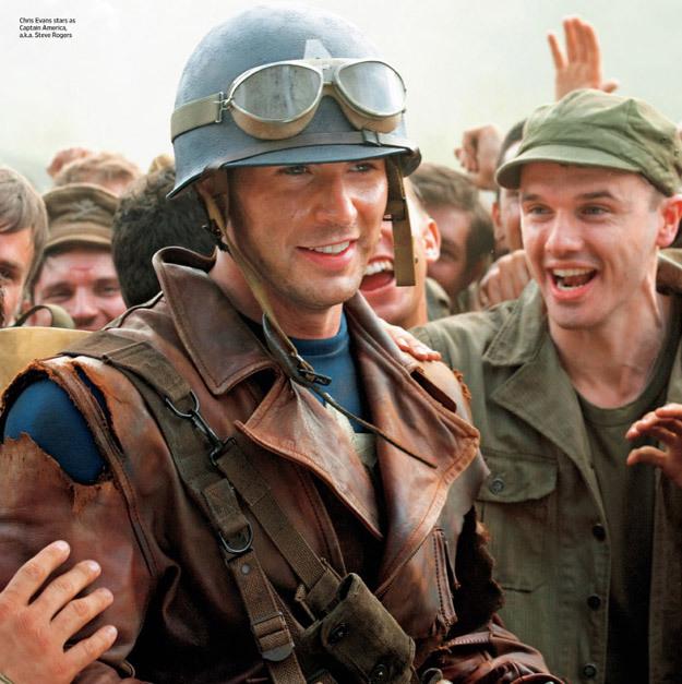 Foto de 'Captain America: The First Avenger', nuevas imágenes (7/7)