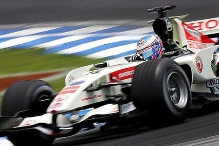 BAR-Honda en 2006 y sus acertadísimas decoraciones