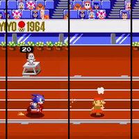 Mario y Sonic en los Juegos Olímpicos de Tokio 2020 incluirá unos divertidos deportes con un toque retro en 2D [GC 2019]