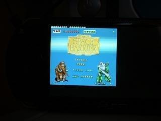 Emulador de PC Engine para PSP