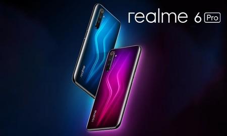Con el cupón AGOSTO30, el Realme 6 Pro 8GB+128GB se nos queda en unos ajustados 279 euros en AliExpress Plaza