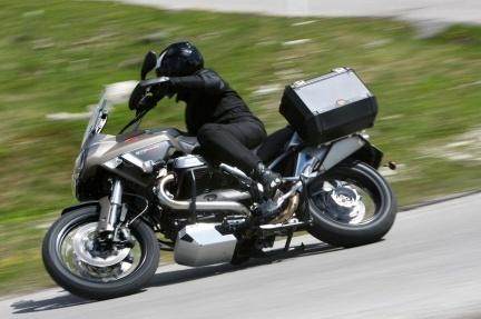 Moto Guzzi Stelvio 1200 4V NTX