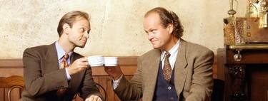 Cinco razones para volver a ver 'Frasier'