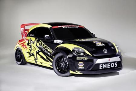 Volkswagen Rallycross-Beetle