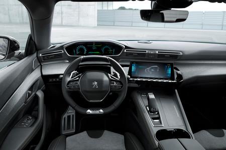 Peugeot 508 Hybrid 2020 3