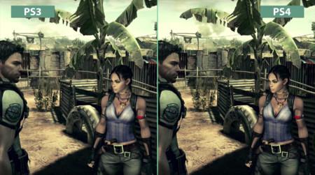 Las versiones de PS3 y PS4 de Resident Evil 5 frente a frente en un vídeo