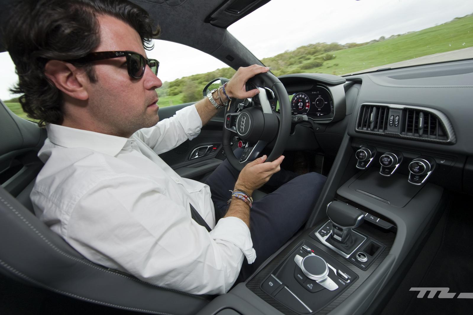Foto de Audi R8 V10 Plus (prueba) (37/39)