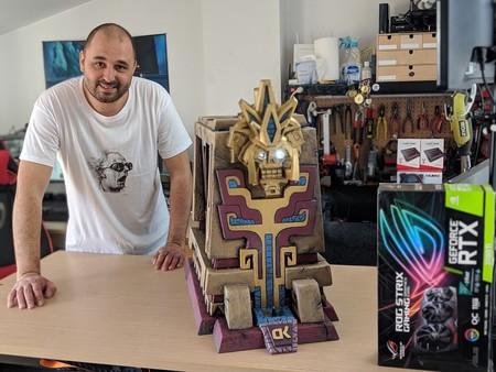 Desde perder dinero con las LAN Party hasta premios de 10.000 euros: así es la vida del Modder de PC profesional