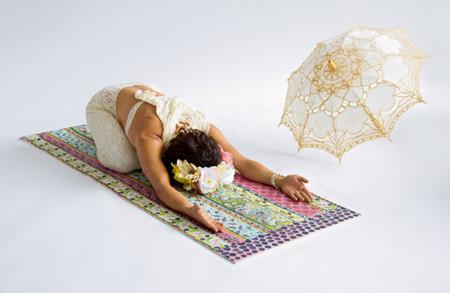Tapetes de yoga con diseños increíbles