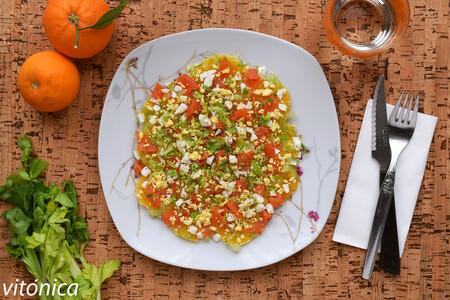 Recetas De Ensalada Sin Lechuga Y Tomate