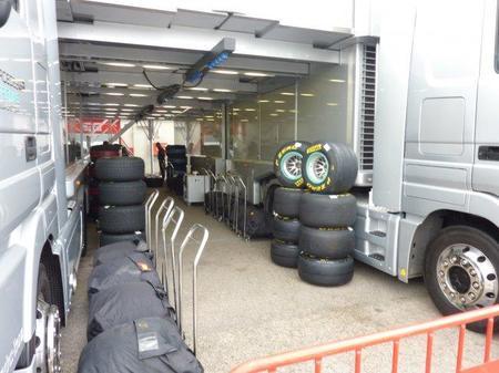 Motorpasión F1 en las pruebas del Circuit de Catalunya: primer día