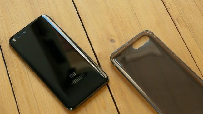 Funda del Xiaomi Mi6