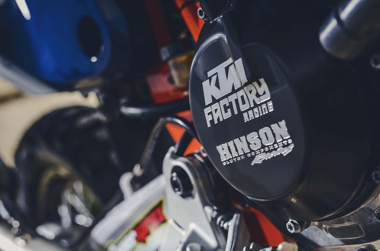 Foto de KTM 450 Rally (38/47)