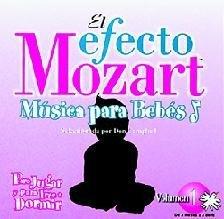 El efecto Mozart, música para bebés y niños